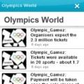 אפליקציות נוקיה לאולימפיאדת לונדון 2012
